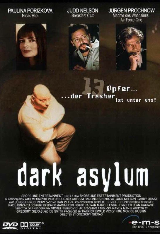 Dark Asylum movie
