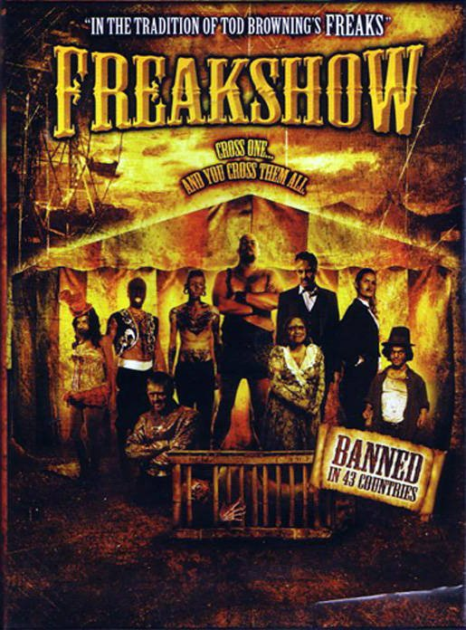 Freakshow movie
