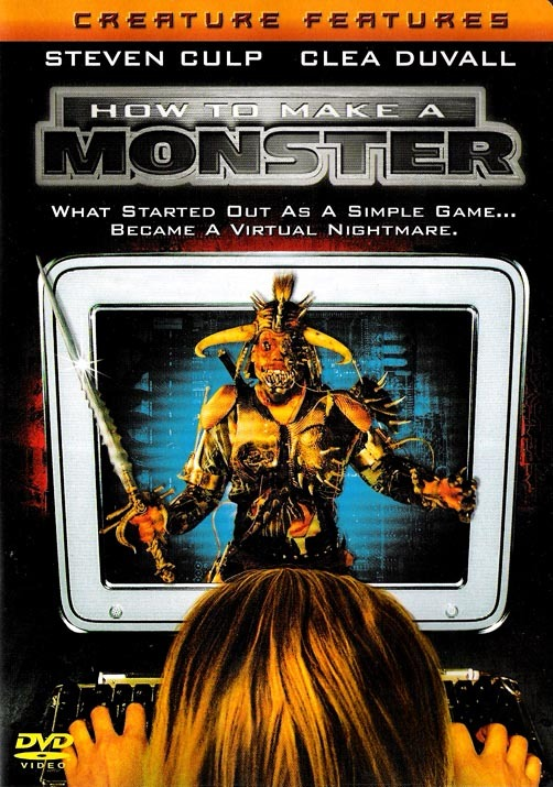 How to Make a Monster movie