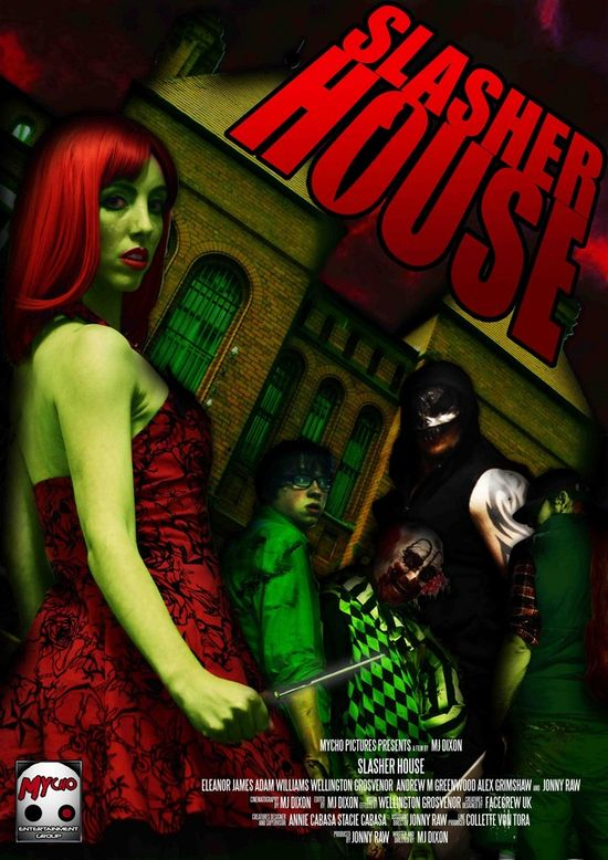 Slasher House movie