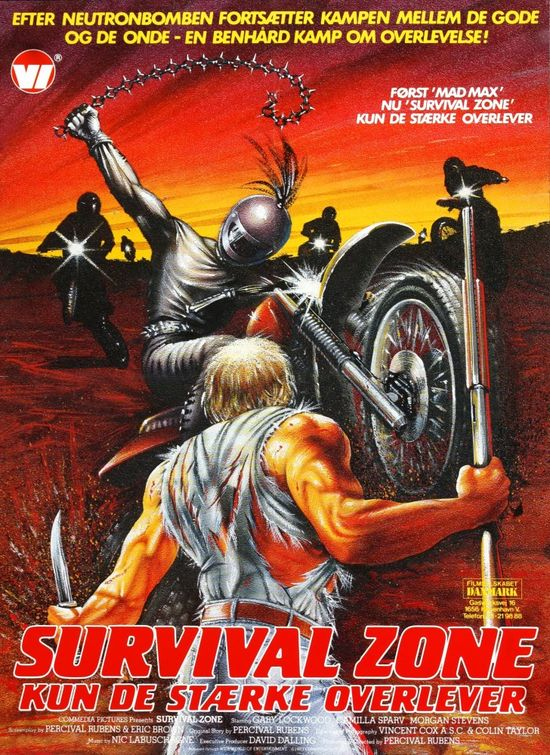 Survival Zone movie