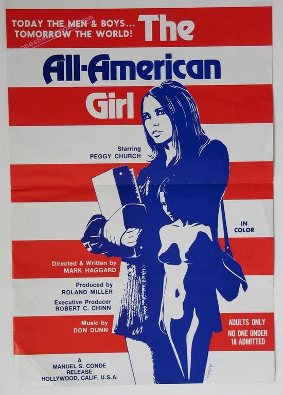 The All-American Girl movie