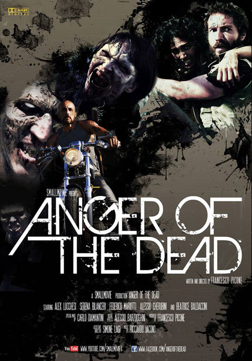 Anger of the Dead movie