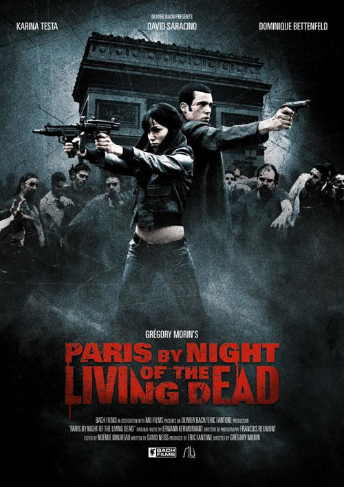 Paris By Night of the Living Dead movie