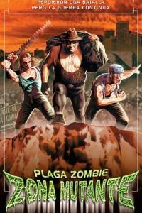 Plaga zombie – Zona mutante