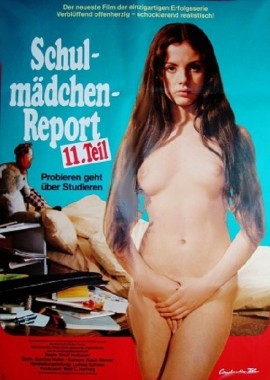 Schulmädchen-Report Vol 11 movie