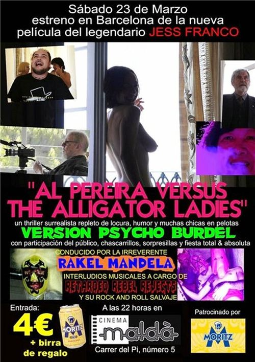 Al Pereira vs. the Alligator Ladies movie