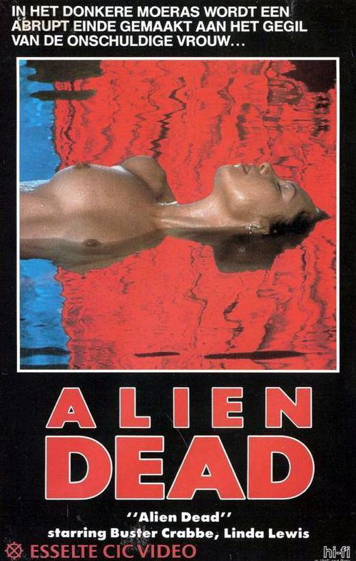 The Alien Dead movie