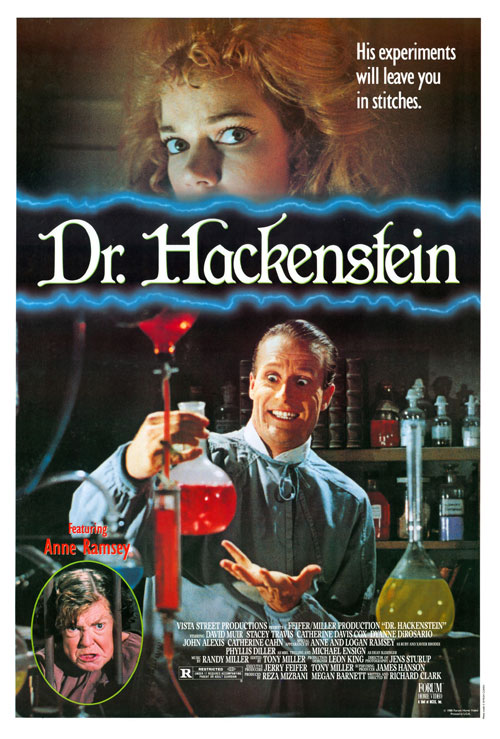 Doctor Hackenstein movie