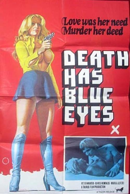 Death Has Blue Eyes movie