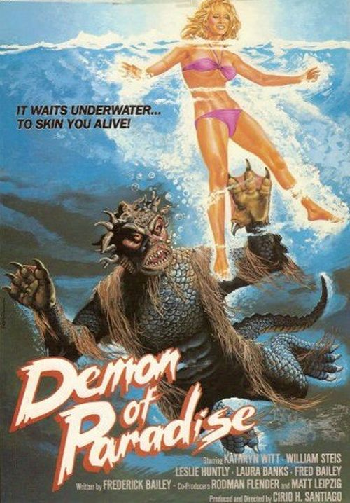Demon of Paradise movie