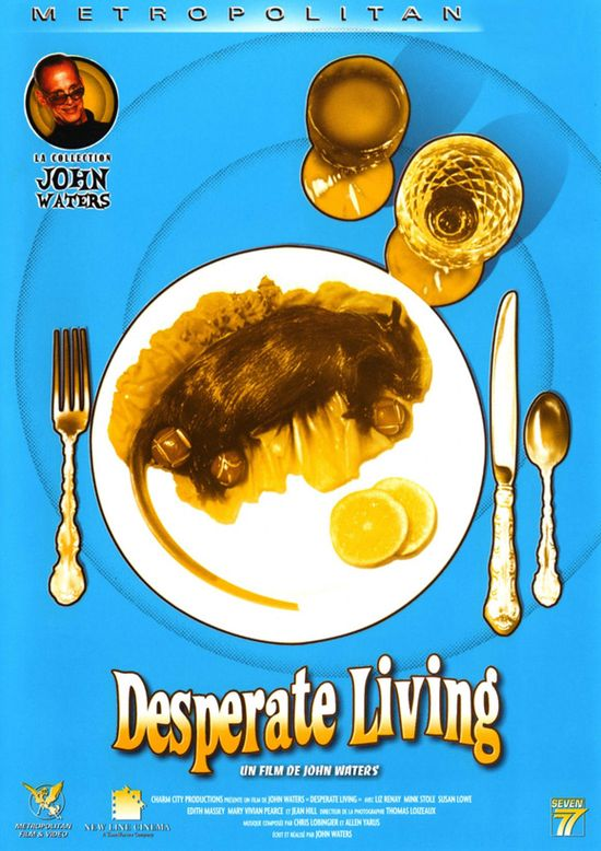 Desperate Living movie