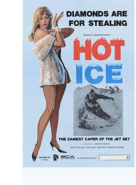 Hot Ice movie