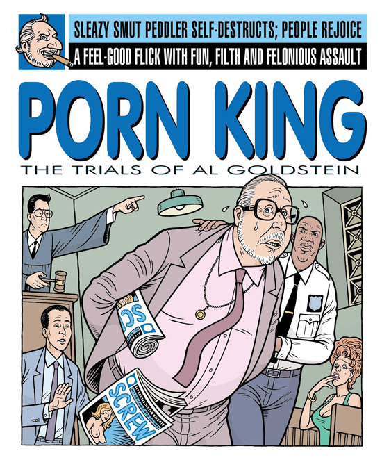 Porn King: The Trials of Al Goldstein movie