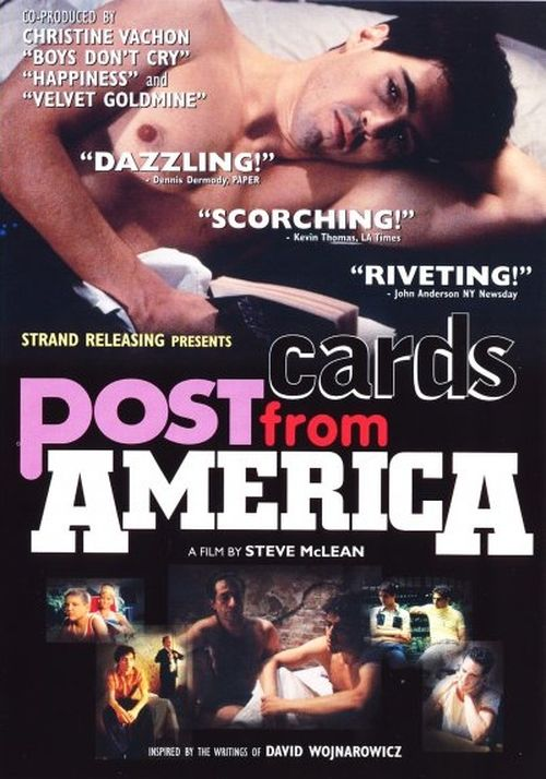 Postcards From America movie
