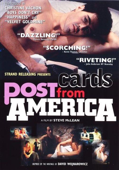 Postcards From America movie