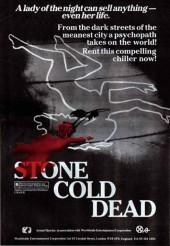 Stone Cold Dead (1979) poster