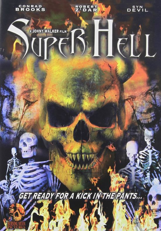 Super Hell movie