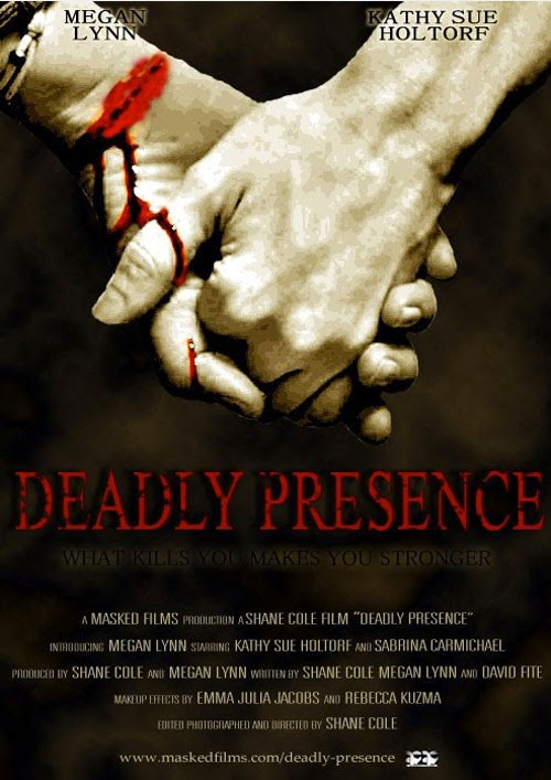 Deadly Presence movie