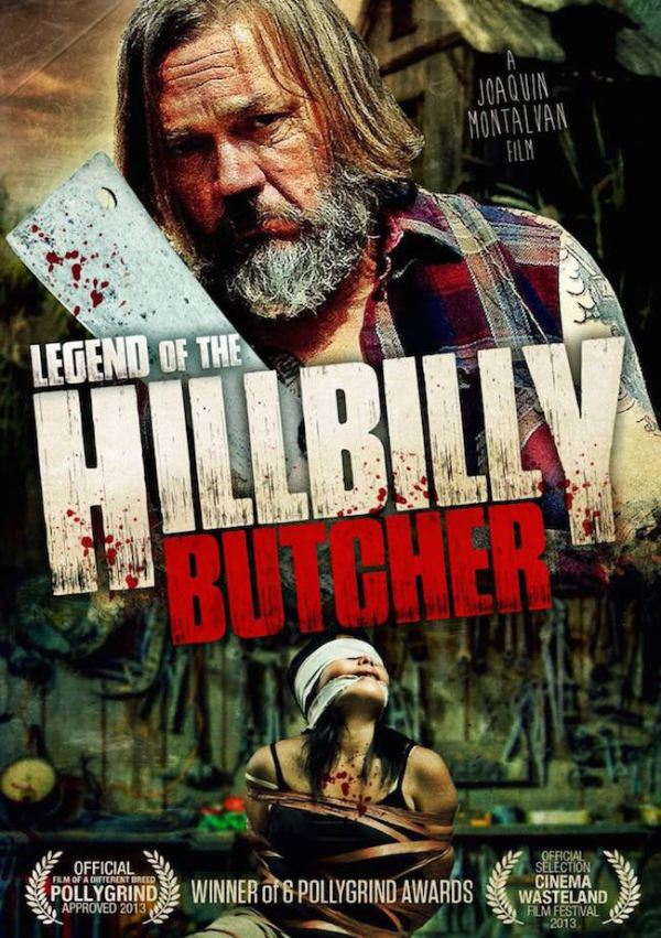 Legend of the Hillbilly Butcher movie