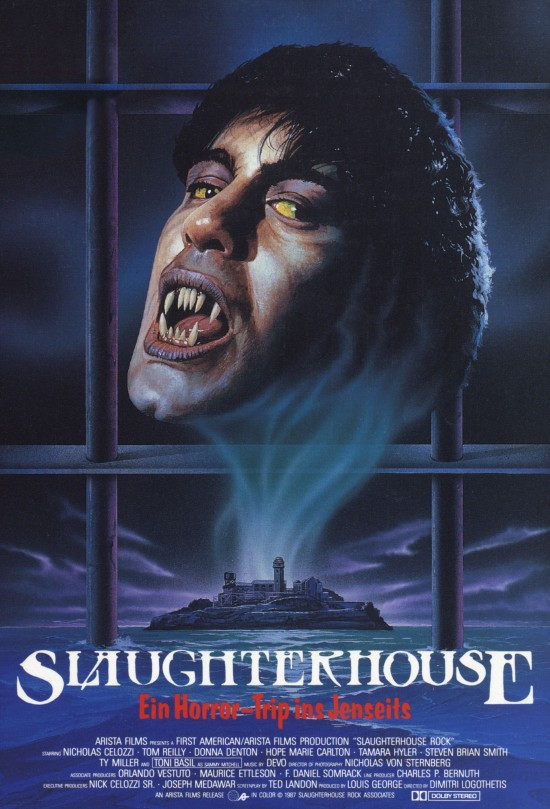 Slaughterhouse Rock movie