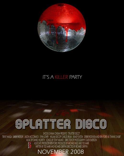 Splatter Disco movie