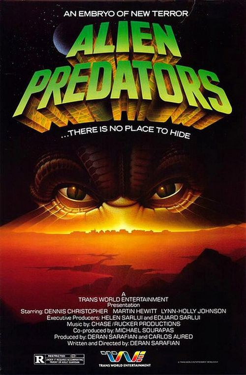 Alien Predators movie