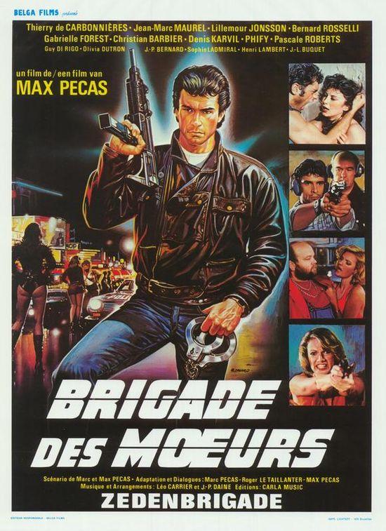 Brigade des Moeurs movie