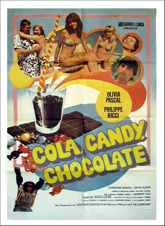 Cola, Candy, Chocolate movie