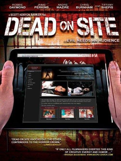 Dead on Site movie
