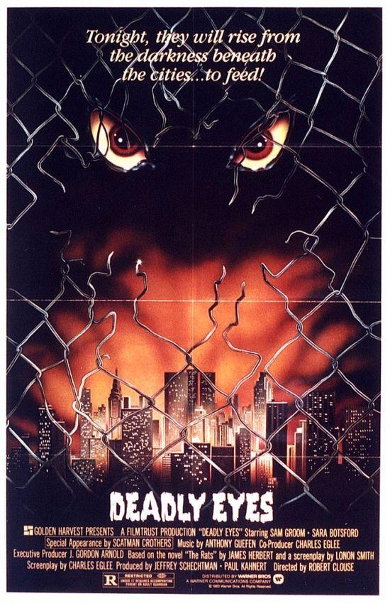 Deadly Eyes movie