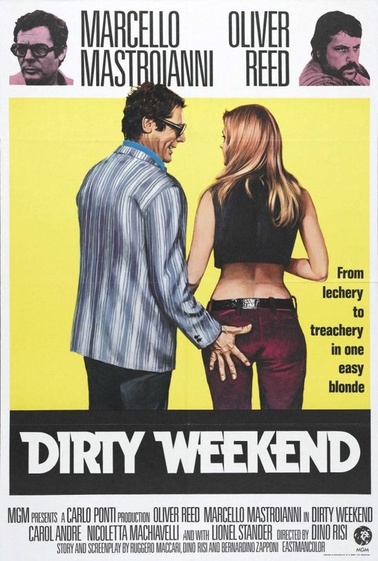 Dirty Weekend movie