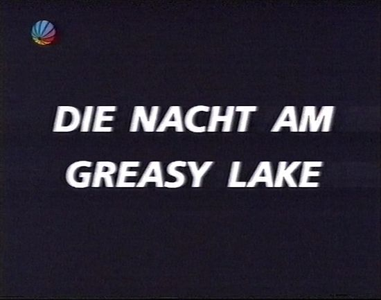 Greasy Lake movie