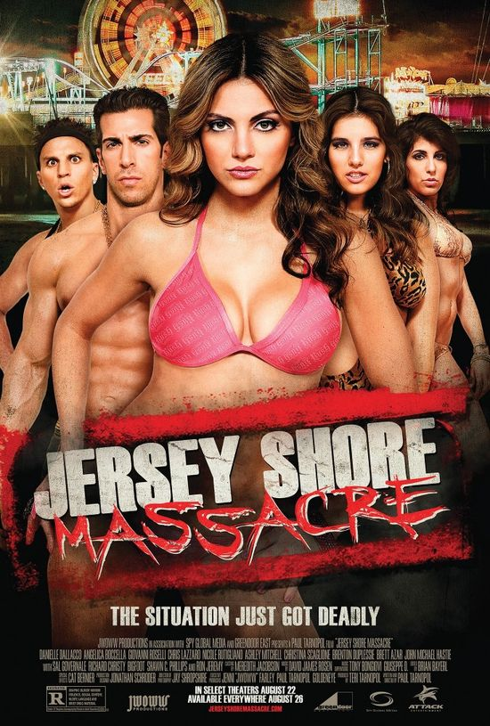 Jersey Shore Massacre movie