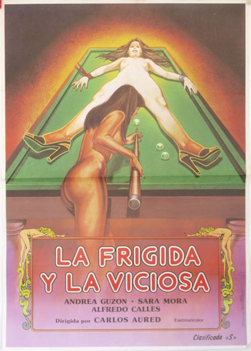 La frígida y la viciosa movie