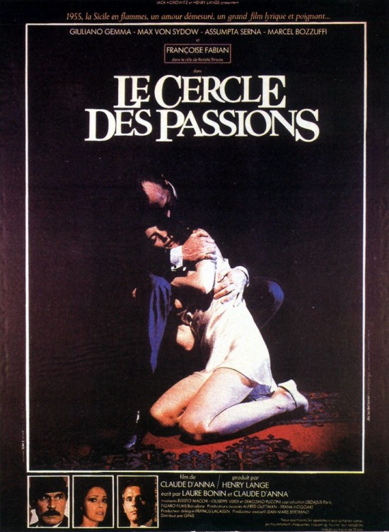 Le cercle des passions movie