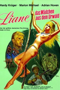 Liane, Jungle Goddess