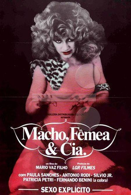 Macho, Fêmea and Cia. movie