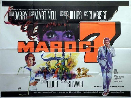 Maroc 7 movie