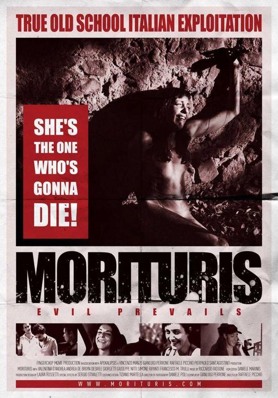 MORITURIS movie