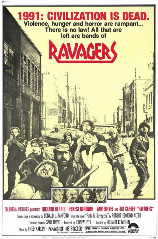 Ravagers movie
