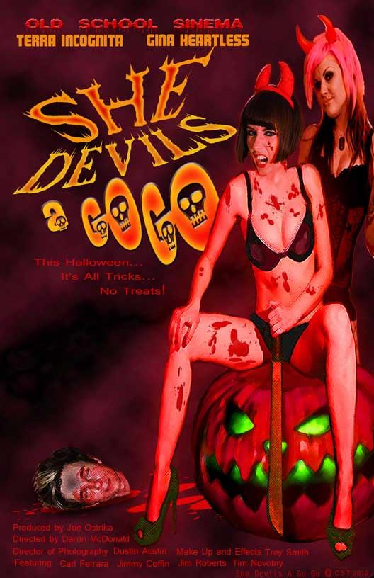 She Devils a Go Go movie