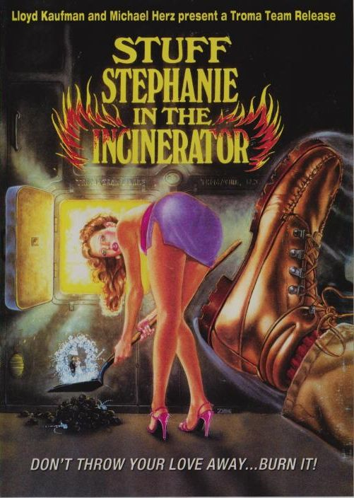 Stuff Stephanie in the Incinerator movie
