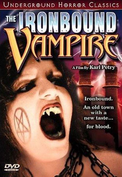 The Ironbound Vampire movie