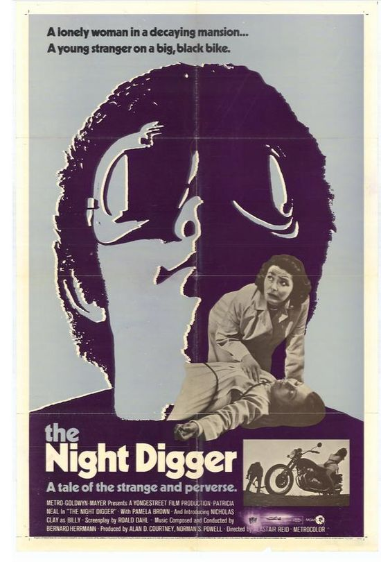 The Night Digger movie