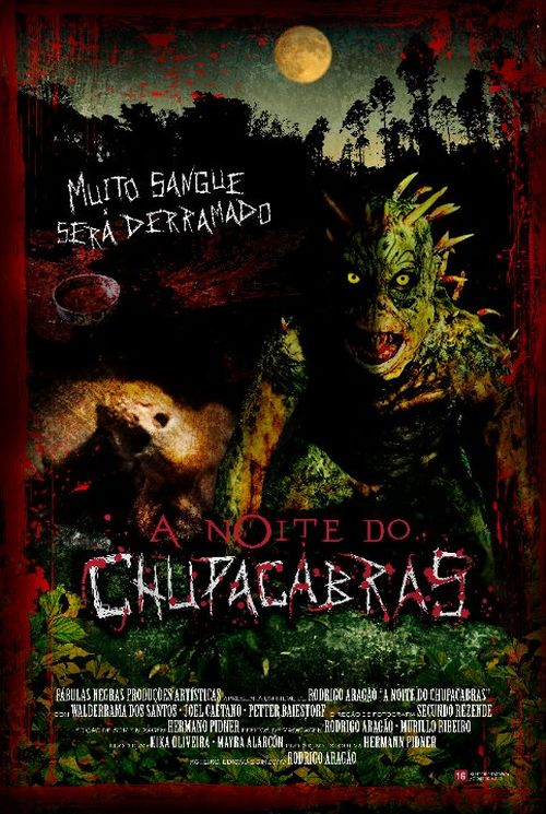 The Night of the Chupacabras movie