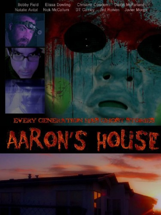 Aaron's House movie