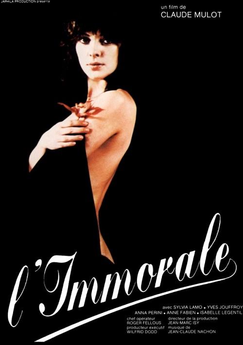 L'immorale movie