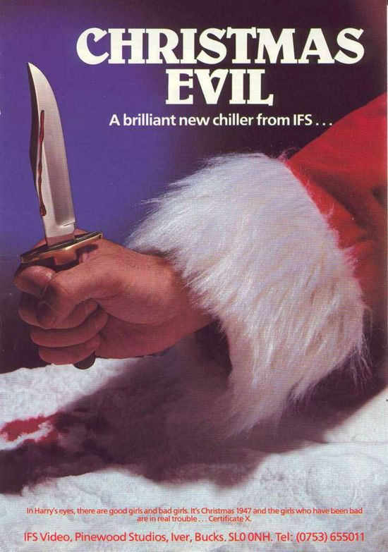 Christmas Evil movie