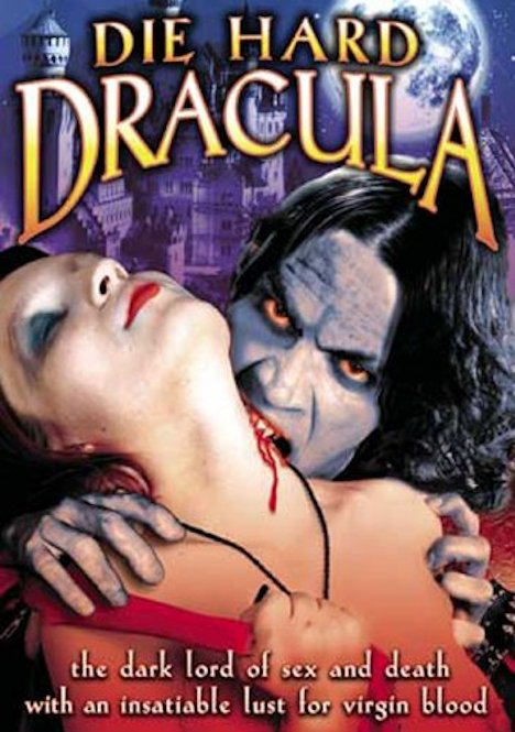 Die Hard Dracula movie
